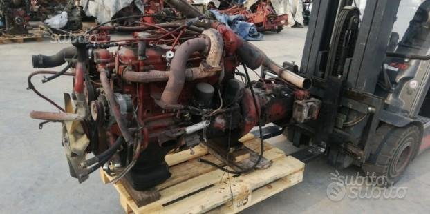 Motore IVECO 115-17 tipo 8060.25, usato