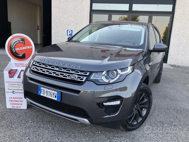 Land Rover Discovery Sport Discovery Sport 2.0 T