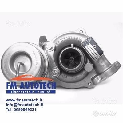 Turbina kkk 54359700018 Fiat, Lancia, Opel 1.3 Mjt