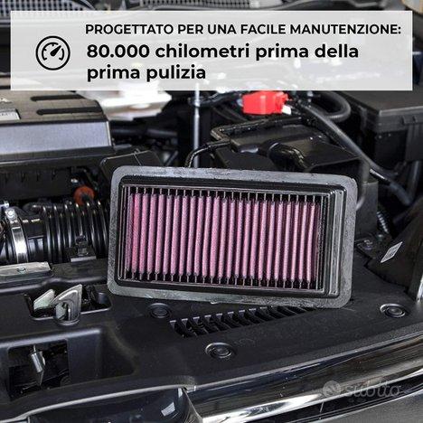 Filtro aria sportivo renault clio/twingo 1.2 16v
