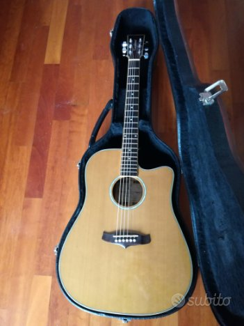 Chitarra acustica Tanglewood TW28 CRS CE