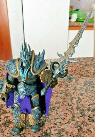 World of Warcraft Arthas Menethil The Lich King