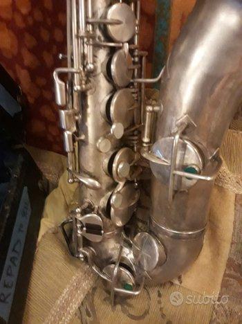 Sax sassofono Alto King New (Voll-True)