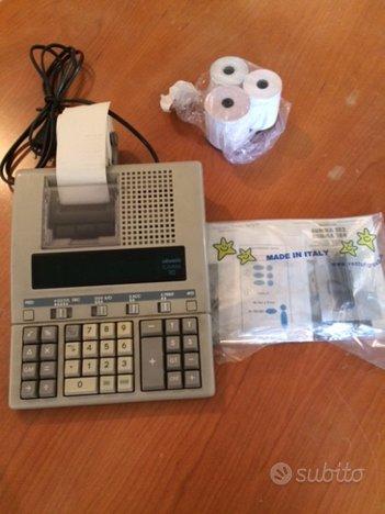 Calcolatrice Olivetti Summa 182