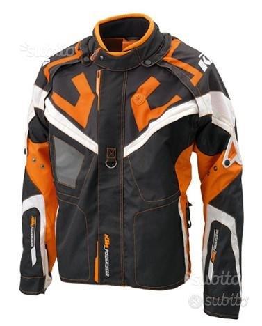 KTM RACE LIGHT PRO JACKET ORANGE tg. L