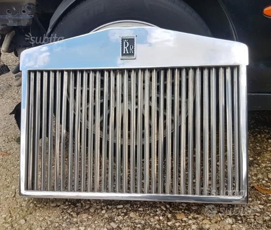 Griglia Rolls Royce