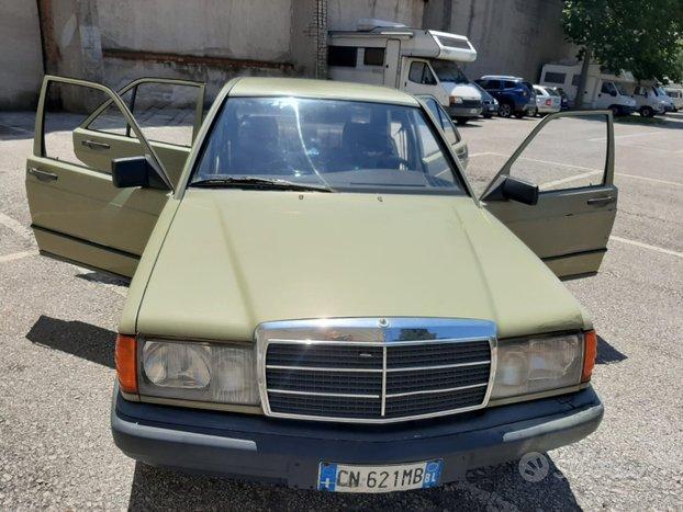 Mercedes 190 - 1984