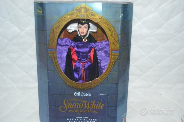 Mattel Evil Queen Limited Edition Doll Art of Snow