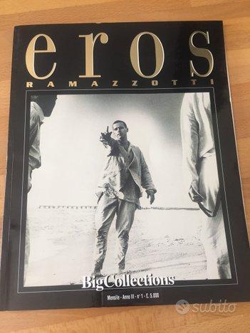 EROS RAMAZZOTTI rivista anni80/90