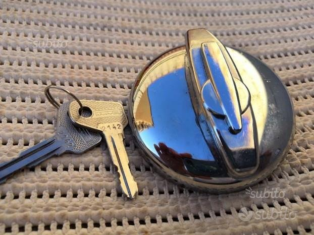 Tappo Benzina Mini Innocenti Cooper Minor Rover