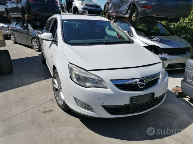Opel astra j 92kw 1.7dci a17dtr