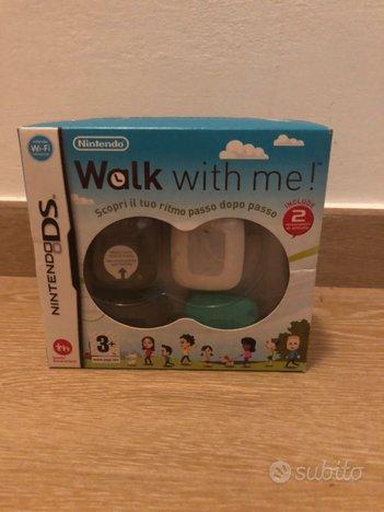 "Gioco per nintendo DS ""Walk With me"""