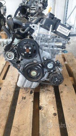 Motore Opel Agila/Splash 1.2 B 16v 2013 Sigla K12B