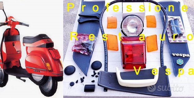 Kit Ricambi Restauro Vespa PK50 PK50XL Rush XL N V