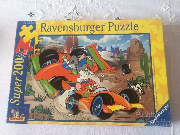 Puzzle tom e gerry