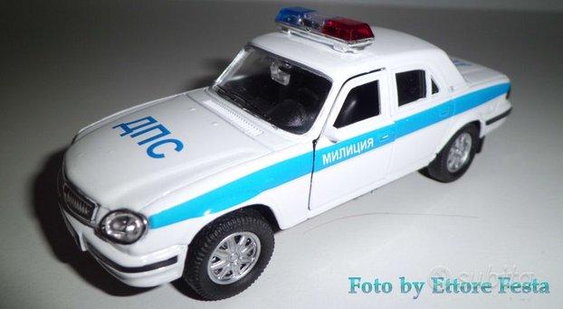 Volga GA3-31105 (DPS) Welly, Friz, 42384 1/43