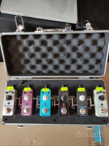 Pedali Mooer vari o set completo modificabile