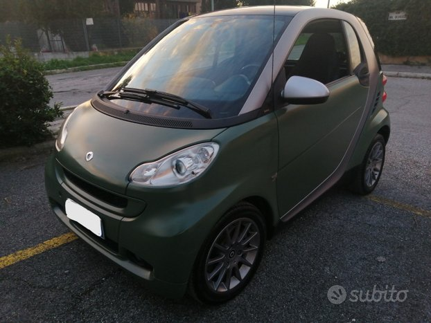Smart fotwo 800 cdi coupe' passion kw 33