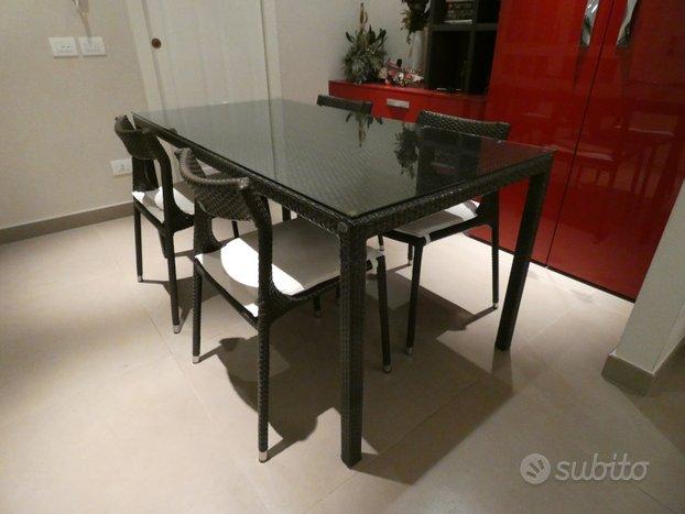 EMU - Tavolo e poltroncine da esterno,Emu
