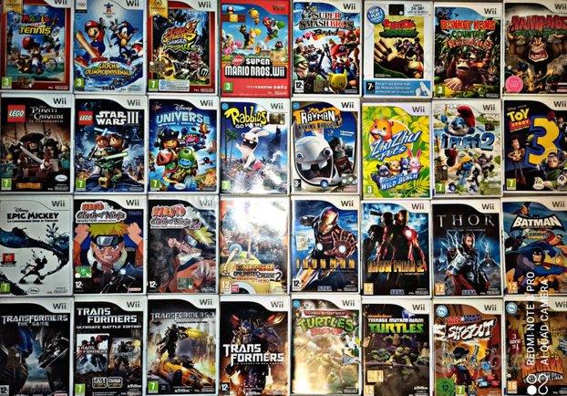Top Giochi x nintendo Wii Entra x lista e prezzi