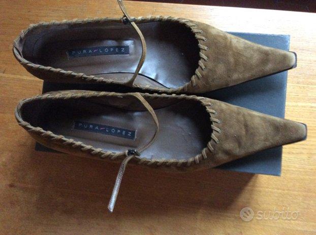 Pura Lopez scarpe donna n.42