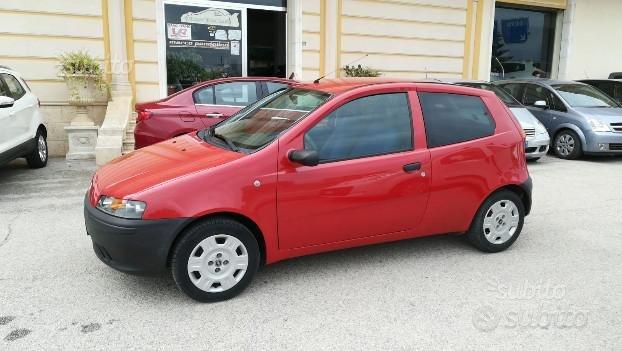 FIAT Punto VAN 1.9 JTD - 2003