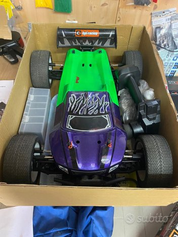 Hpi racing trophy truggy