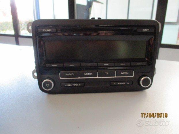 Autoradio-cd rcd310