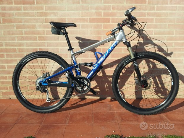 MTB GIANT Anthem Full Suspended - All Mountain