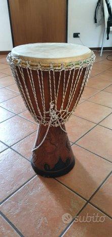 Jambe' originale africano