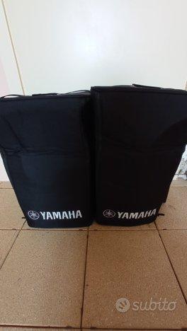 Borse per custodia e trasporto casse yamaha NUOVE