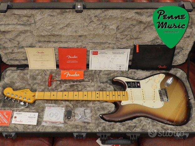 Fender Stratocaster American Ultra MN