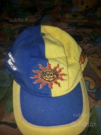 2 cappellini Valentino Rossi originali regolabili