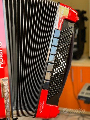 Fisarmonica Cromatica roland fr8xb nuova
