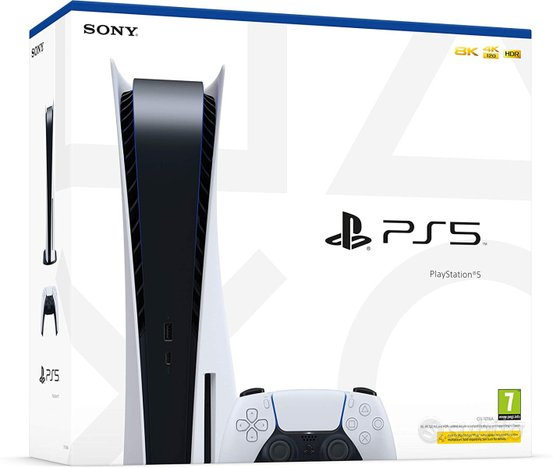 Playstation 5 PS5 Sony Disc