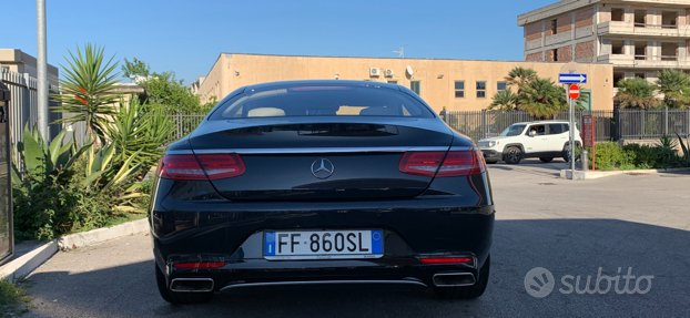 Mercedes s400 matic coupe