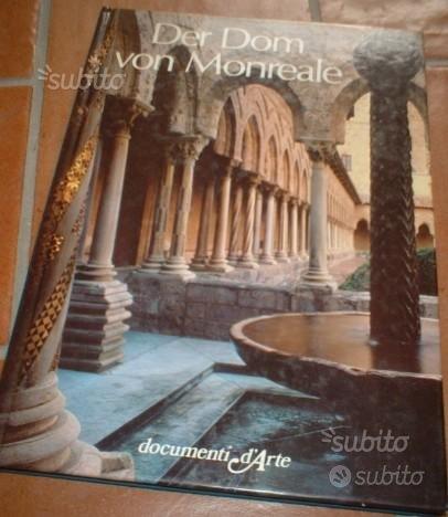 Der dom von Monreale - Il duomo di Monreale