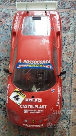 Ferrari Challenge 360 de agostini Scala 1:5