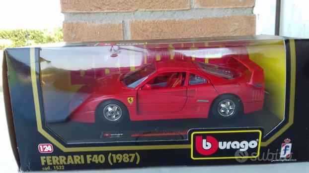 Ferrari F40 1987 Burago