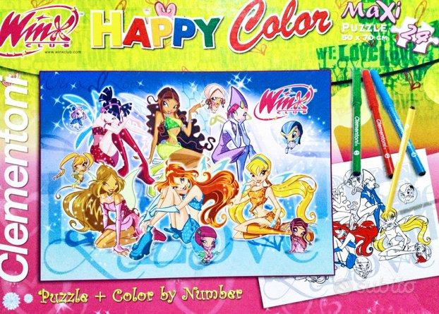 Puzzle 24 pezzi Winx