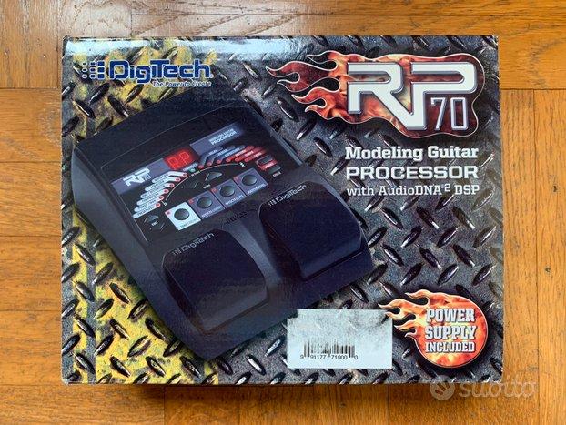 Pedale multieffetto per chitarra Digitech RP70