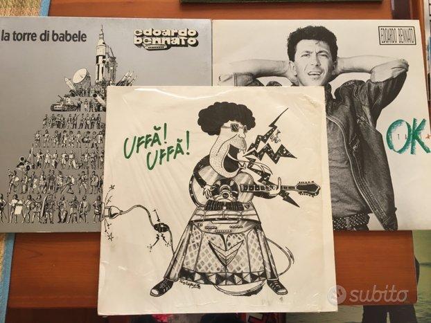 Dischi LP in vinile