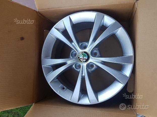 Cerchi Nuov 16 Originali Alfa Romeo Giulietta 159