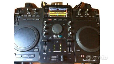 Stanton scs 4 dj all in One
