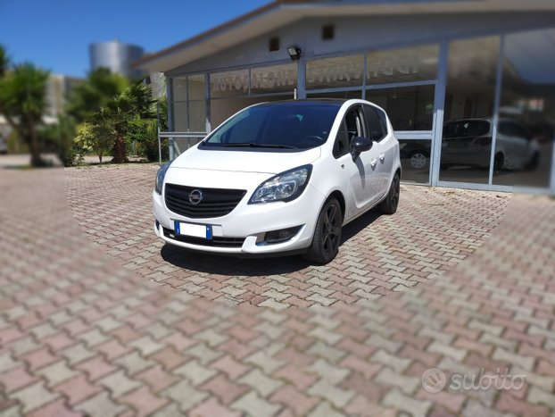 OPEL Meriva 1.4 Turbo 120 Cv GPL b-color