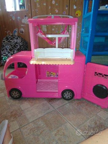 Camper di barbie