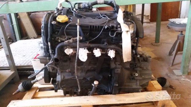 Motore Grande Punto 1.9 Mjet 130cv