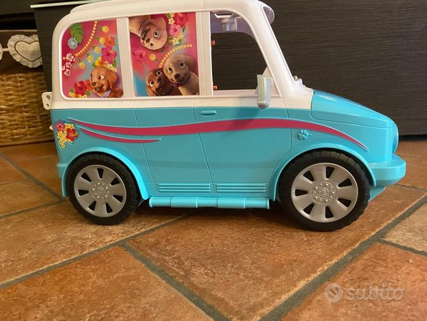 Jeep cuccioli di Barbie