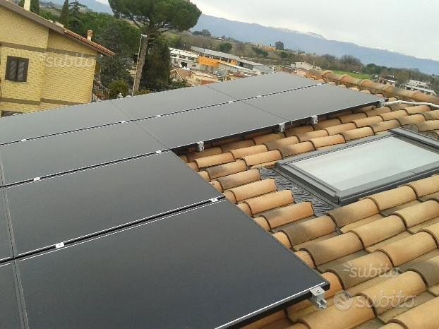 Impianto fotovoltaico chiavi in mano 2300