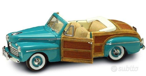 Modellino Auto 1946 FORD Sportsman Convertible